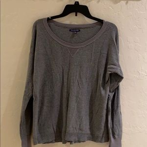 American Eagle Outfitters Grey Sweater